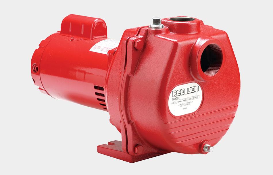 Discontinued   Centrifugal Self-priming Sprinkler Pumps