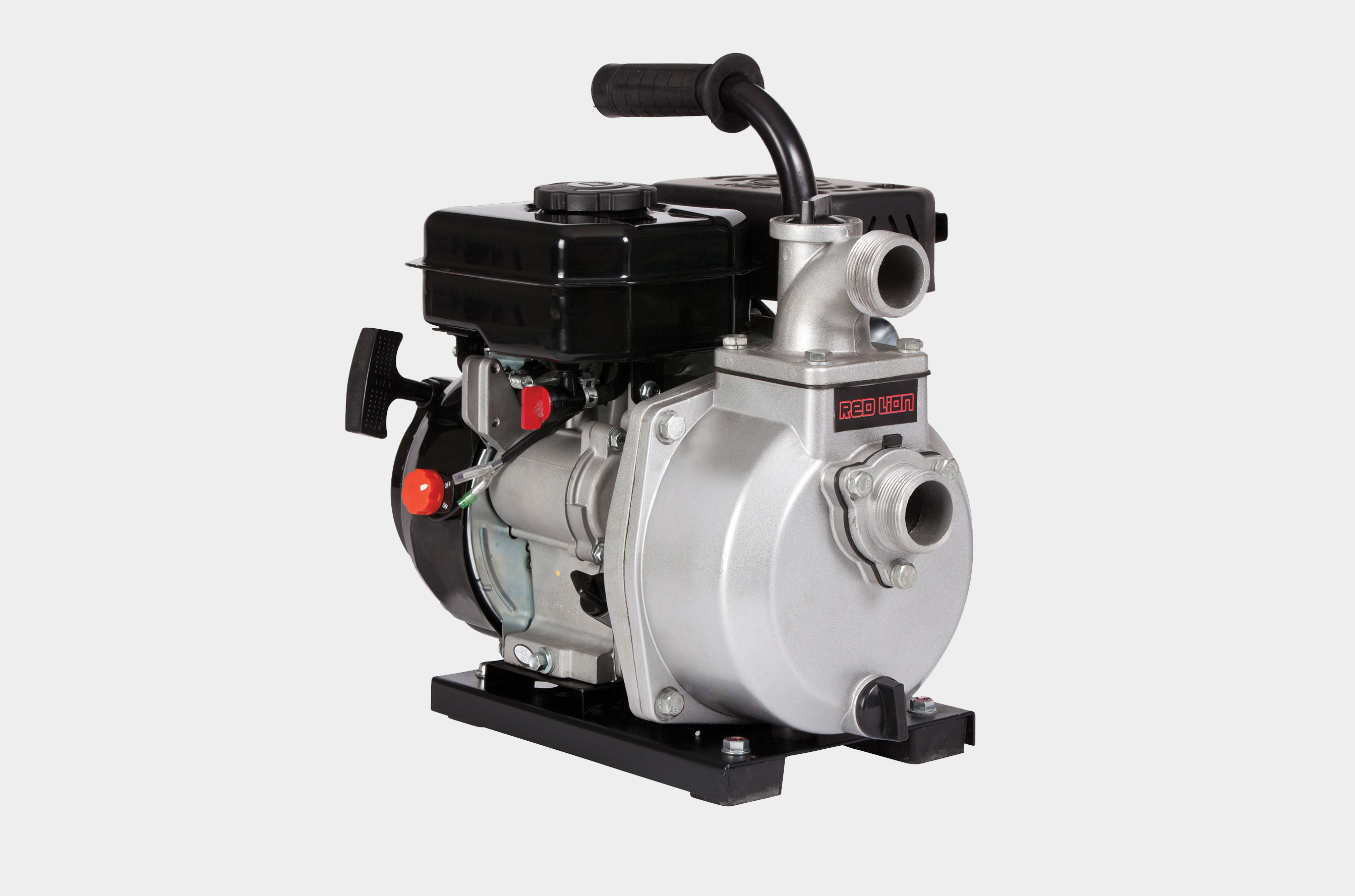 2RLAG-1L Aluminum Water Transfer Pump - Red Lion