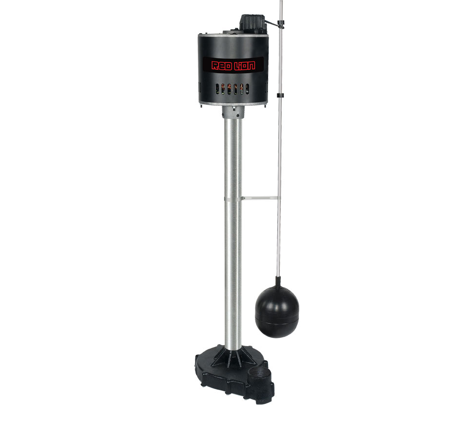 Sump Overview Red Lion Pump Float Switch Wiring Pedestal