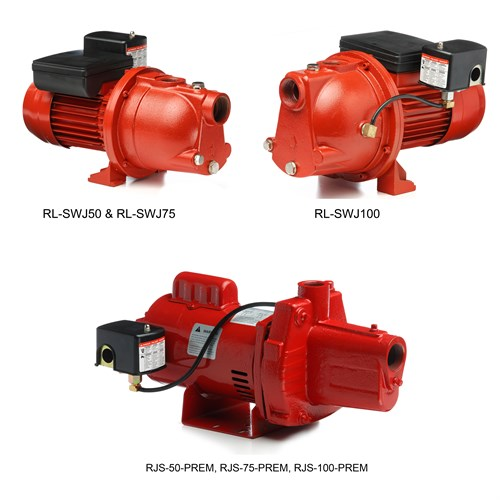 Red Lion Jet Pump Program