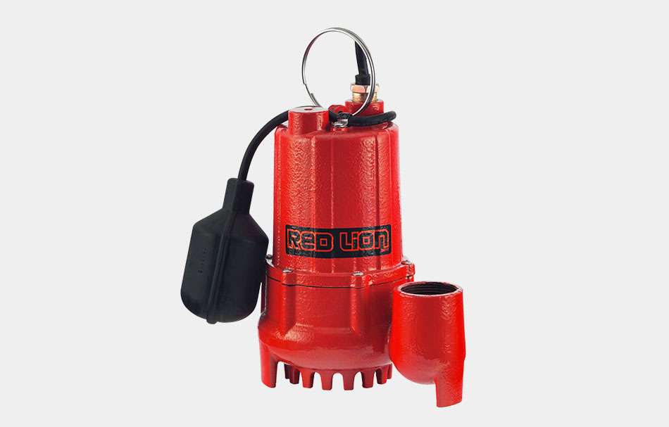 Cast Iron Sump Pumps Red Lion